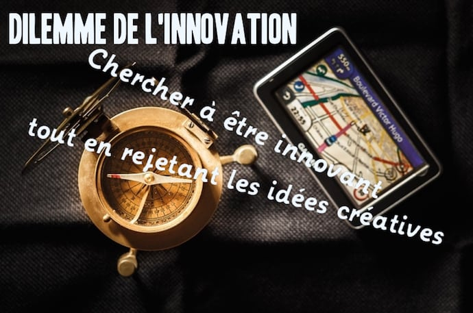 dilemme de l'innovation