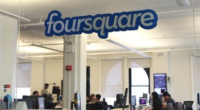 Espace créatif : Foursquare