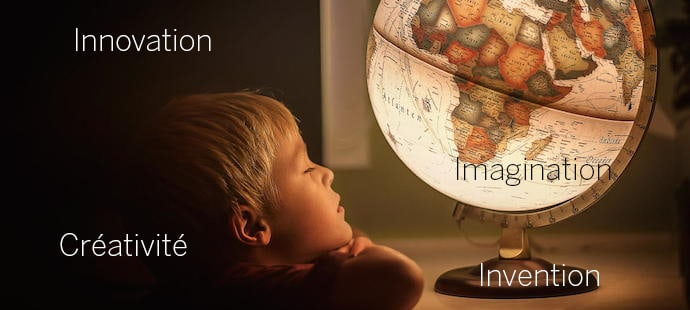 Définition créativité et innovation