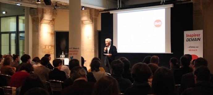 6 tendances 2015 pour l'entreprise selon Joël de Rosnay